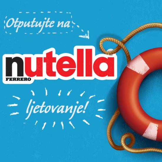Ferrero Nutella ljetovanje
